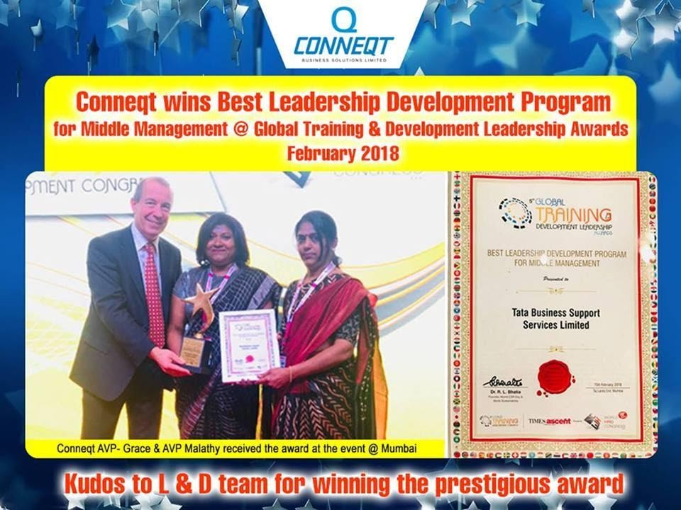 Global Training & Development Leadership Awards
