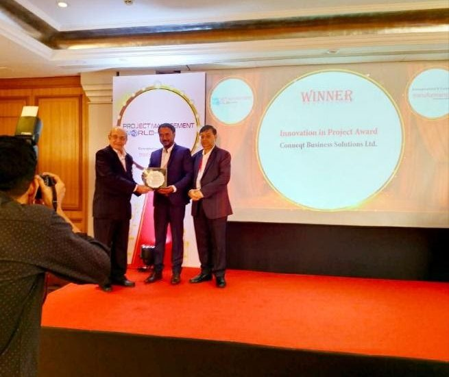 The Innovation in Project Award